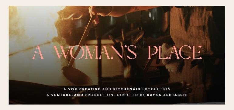 KitchenAid profiles women