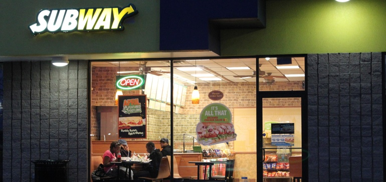 Subway boosts foot traffic 31% by targeting ads based on weather patterns