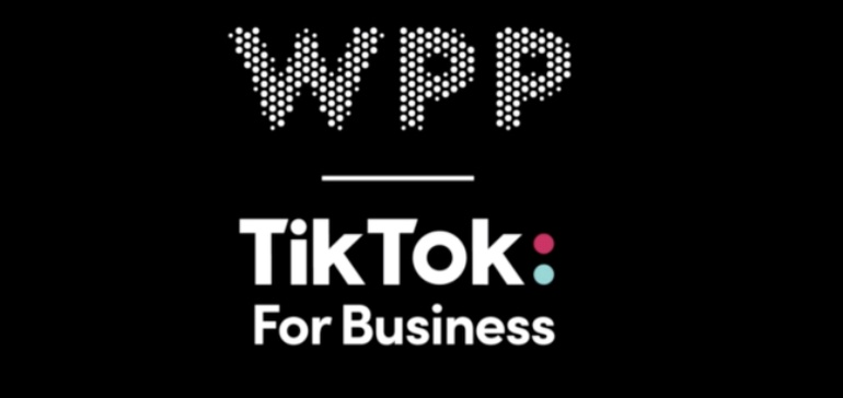 WPP secures early access to TikTok ad products, creators in new global partnership