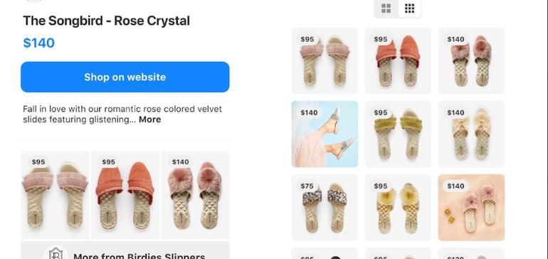 Pinterest rolls out browseable catalogs alongside Pins